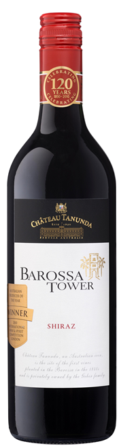 Barossa Tower Shiraz