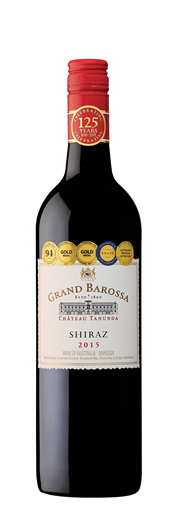 Grand Barossa Shiraz 2015