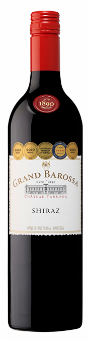 Grand Barossa Shiraz 2018