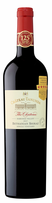 The Chateau Bethanian Shiraz