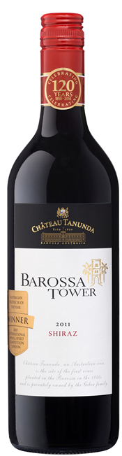Barossa Tower Shiraz 2011
