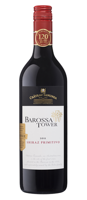 Barossa Tower Shiraz Primitivo 2011