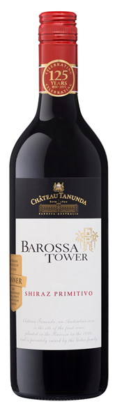 Barossa Tower Shiraz Primitivo 2015