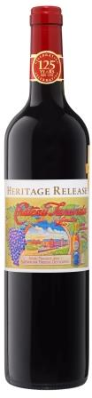 Heritage Label Old Vine Shiraz
