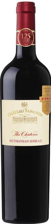 The Chateau Bethanian Shiraz 2015