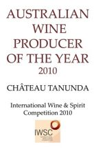 Australian Wine Producer of the Year - 2010