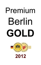 Top - Premium Gold at 2012 BERLIN WINE TROPHY