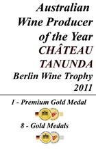 2011 Australian Wine Producer of the Year