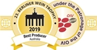 Château Tanunda Named Australian Producer of the Year at Berlin Wine Trophy 2019
