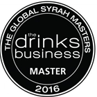 100 Year Old Vines Shiraz 2014 in Top 5 of the Global Syrah Masters 2016