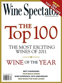 CHATEAU TANUNDA GRAND BAROSSA SHIRAZ _ TOP 100 WINE _ WINE SPECTATOR
