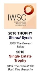 World's Best Shiraz