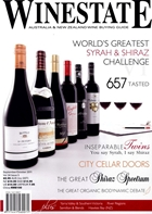 Winestate - World's Greatest Shiraz Challenge
